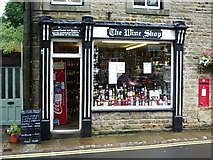 SE0064 : The Wine Shop, Main Street, Grassington by Alexander P Kapp