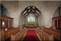 SD6382 : St Bartholomew, Barbon, Cumbria - East end by John Salmon