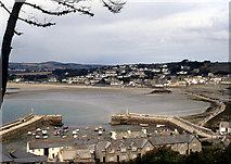SW5130 : The harbour at St Michael's Mount by Row17