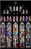 SD5192 : Holy Trinity Church, Kendal, Cumbria - Window by John Salmon
