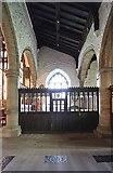 SD5192 : Holy Trinity Church, Kendal, Cumbria - Chapel by John Salmon