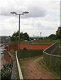TQ2589 : Urban Maze by Martin Addison