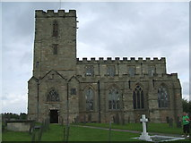 SK4023 : The Priory Church of St Mary & St Hardulph, Breedon on the Hill by Bill Henderson
