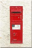 TM3877 : Victorian postbox, Halesworth by Ian Capper