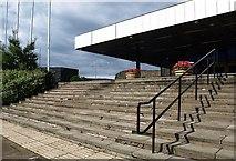 NT2672 : Entrance to the Royal Commonwealth Pool, Edinburgh by Derek Harper