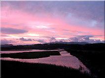 SH5838 : The Cob Porthmadog by Peter Humphreys