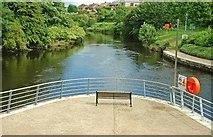 J2764 : Seat, Lisburn by Albert Bridge
