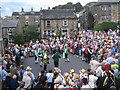 SD9906 : Dobcross Square by Paul Anderson