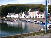 NO8785 : Stonehaven Harbour by David Francis