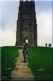 ST5138 : Glastonbury Tor by merlin Astley-Jones