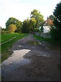 TQ5203 : River Lane by Simon Carey