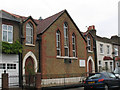 TQ2771 : Pentecostal church, Aldis Street by Stephen Craven