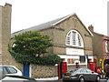 TQ2772 : Tooting Neighbourhood Centre, Glenburnie Road by Stephen Craven