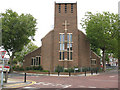 TQ3575 : Church of St Antony and St Silas by Stephen Craven