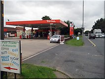 SE4316 : Petrol Station by Mike Kirby