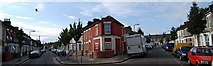 TQ2282 : Victor and Napier Road Nw10 by Gregoire