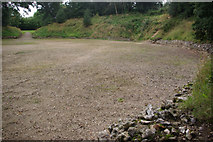 SU6462 : Roman amphitheatre, Calleva Atrebatum by Stephen McKay