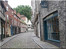 TG2308 : Elm Hill, Norwich by pam fray