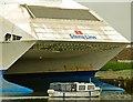 "J3676 : ""Titanic"" tours, Belfast (5) by Albert Bridge"