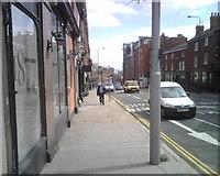 SK5640 : Derby Road, Nottingham by Evan
