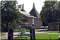 TQ7044 : Oast House at Bockingfold Farm, Spenny Lane, Marden,  Kent by Oast House Archive