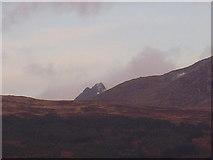 NR9743 : Cir Mhòr, 799m/2621ft- classification Corbett by Alan Murray Walsh
