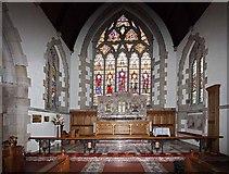 NY3704 : St Mary, Ambleside, Cumbria - Sanctuary by John Salmon