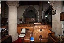 NY3704 : St Mary, Ambleside, Cumbria - Organ by John Salmon