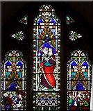 NY3704 : St Mary, Ambleside, Cumbria - Window by John Salmon