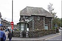 NY3704 : Rothay Road, Ambleside, Cumbria by John Salmon