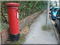 SZ0891 : Bournemouth: postbox № BH2 13, Durrant Road by Chris Downer