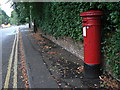 SZ0791 : Westbourne: postbox № BH4 47, Surrey Road by Chris Downer