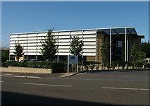 TL8364 : Havebury Housing, Western Way West by John Goldsmith