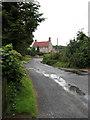 TF9831 : Croxton Farmhouse by Evelyn Simak