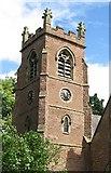 NZ3411 : St John the Baptist Church by Antonia