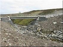 NH4106 : New bridge over the Allt Doe by Tony Kinghorn