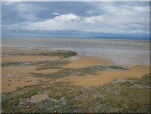 SD4161 : Beach at Heysham by Michael Graham