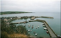 NO8785 : Stonehaven Harbour by Andrew Wood