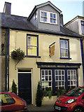 D3115 : Riverside House, Glenarm by Kenneth  Allen