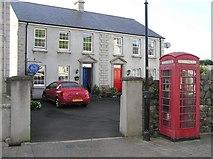 D3115 : Castleview B & B, Glenarm by Kenneth  Allen