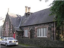 D3115 : The old school house, Glenarm by Kenneth  Allen