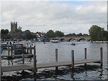 SU7682 : Henley-on-Thames by Rod Allday
