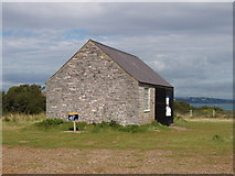 SX9456 : Artillery Store visitor centre at Berry Head by David Hawgood