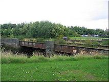 NO3700 : Railway bridge No 15, Levenmouth by A-M-Jervis