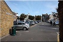 TR3752 : Custom House Lane car park, Deal by John Salmon