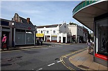 TR3752 : High Street towards Stanhope Street, Deal by John Salmon
