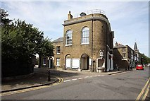 TR3752 : Corner of St George's Road, Deal by John Salmon