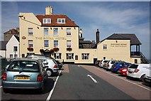 TR3752 : The Royal Hotel, Beach Street, Deal by John Salmon
