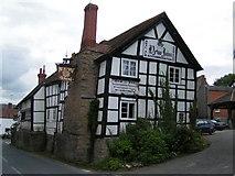 SO3958 : New Inn, Pembridge by andy dolman