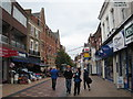 SU8881 : Maidenhead High Street by Rod Allday